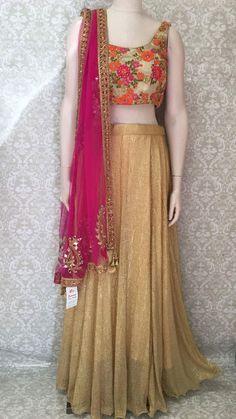 Lehenga Choli/Chaniya Choli/ Garbha Dress Indian Dresses, Indian Outfits, Indian Fashion, Women's Fashion, Lengha Choli, Embroidered Silk, Party Wear, Bridal Dresses, Dress Skirt