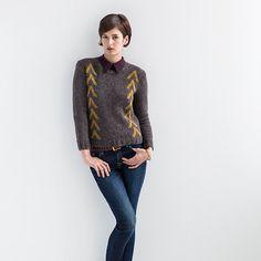 WP 7, Yane Pullover Pattern