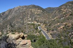 """Los Padres National Forest Robert wanted to be shown the way up to """"Medicine Circle"""" and I have been meaning to do it in the daylight . Los Padres National Forest, Landscape Pictures, Day Hike, Southern California, Backpacking, Grand Canyon, Hiking, United States, River"""