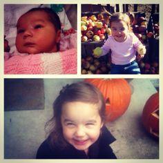 My Granddaughter, Mia