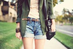 Rock Your Closet: The Boyfriend Blazer Revisited - College Fashion