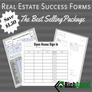 The Best Selling Real Estate Forms Package