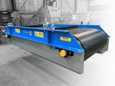 New compact ElectroMax-Plus Overband Magnet separates more ferrous metal at higher suspension heights (600mm above the belt) & is ideal for large volume #Mining Quarrying & #Recycling operations #newproduct Separates, New Product, Compact, Magnets, Recycling, Belt, Metal, Belts, Metals