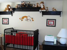 calvin and hobbes nursery bedding - Google Search