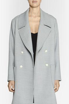 camilla & marc gray coat