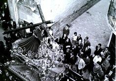 Calle Andrés Perez. 1965. Foto A.Salinas