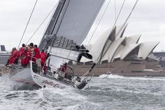 Wild Oats XI & Perpetual LOYAL head to head in SOLAS Big Boat Challenge. Bell has once again assembled a crew who forms part of the 'who's who' of yachting, such as the return of American navigator Stan Honey and Olympic gold medallist and winning America's Cup strategist for ORACLE Team USA, Tom Slingsby,