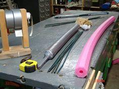 Foam Swords Pool Noodles And Swords On Pinterest