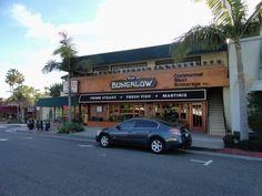The Bungalow Restaurant - 2441 E Coast Hwy, Corona Del Mar