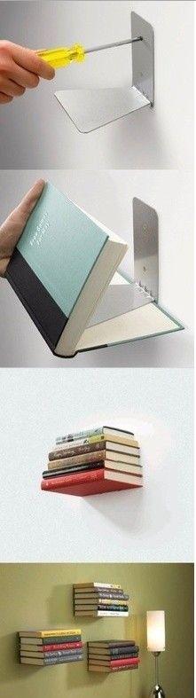 #DIY #book #shelf