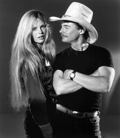 Kim Basinger & Jan Michael Vincent, Hard Country 1981