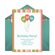 Birthday Dots Invitations  Dots Online And Birthdays