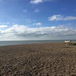 Wild camping spot in Hastings, East Sussex | Chatty Campers