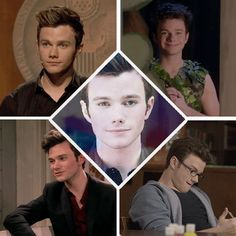 Chris Colfer + his projects