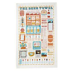 Beer Towel