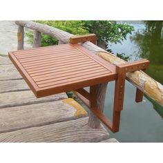 Balkonhängetisch ikea  Balkonhängetisch 60x40cm klappbar, Eukalyptusholz, FSC®-z... https ...