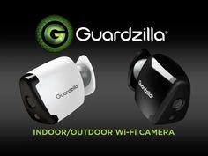 GUARDZILLA is the first All-Weather, AC/DC-powered, Wi-Fi security camera. Monitor your world from wherever you are on your smartphone.