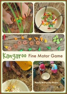 Outdoor fine motor , colour, count and sort treasure hunt game by Mummy Musings and Mayhem Gross Motor Activities, Gross Motor Skills, Sensory Activities, Fun Learning, Learning Activities, Activities For Kids, Treasure Hunt Games, Sensory Boxes, Outdoor Classroom