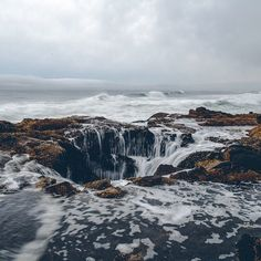 """""""Thor's Well #WHPfromthewater"""""""