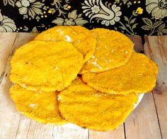 Paleo Sweet Potato Flatnread