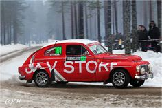 Ola Stokka - Volvo PV 544 Sport