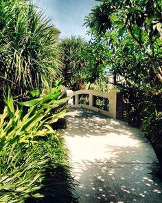 Wonderful place in Nusa Dua, luxurious resort complex in Bali