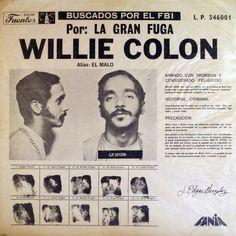 Angela Davis, Latin Music, My Music, Bruce Lee Chuck Norris, Willie Colon, Musica Salsa, Bronx Nyc, Salsa Music, Puerto Rico History