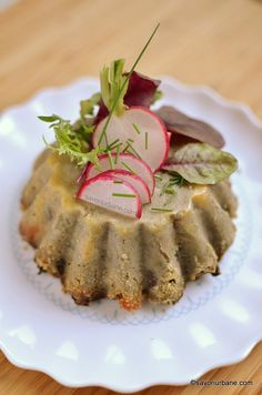 drob de pasti in forma de tarte savarine