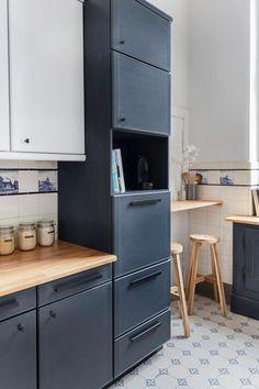 Cheap Kitchen Furniture For Small Kitchen Small Kitchen Cabinet Design, Buy Kitchen Cabinets, Kitchen Cabinets Pictures, Small Kitchen Layouts, Eat In Kitchen, Kitchen Decor, Kitchen Ideas, Kitchen Small, French Kitchen