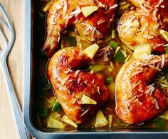 Recipes - Hawaiian Chicken