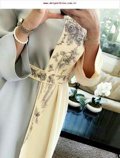 Dress brokat muslimah hijab fashion 22 trendy Ideas Source by sajjalraja Arab Fashion, Muslim Fashion, Modest Fashion, Fashion Dresses, Sporty Fashion, Fashion Women, Hijab Outfit, Hijab Dress, Estilo Abaya