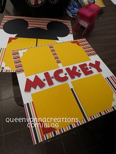 Disney Scrapbook Layouts by queenvanna creations Ideas Scrapbook, Album Scrapbook, Vacation Scrapbook, Disney Scrapbook Pages, Scrapbook Sketches, Scrapbook Page Layouts, Baby Scrapbook, Scrapbook Supplies, Scrapbooking Ideas
