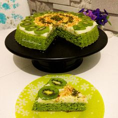 ıspanaklı tart kek Frozen Yogurt, Avocado Toast, Cake Recipes, Sushi, Breakfast, Desserts, Ethnic Recipes, Facts, Backen