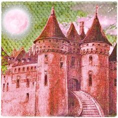 castle entrance inspiration