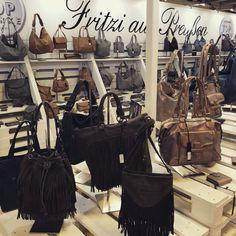 Bags, Bags, Bags... Fritzi aus Preußen auf der Panorama Fashion Fair