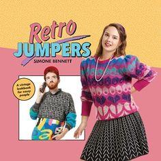 Retro Jumpers by Simone Bennett   Hardie Grant Publishing