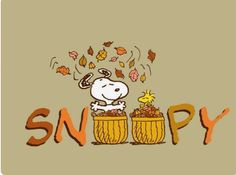 All Things Snoopy : Photo