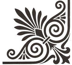 DIY Victorian Stencil Patterns
