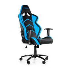 Poltrona Gamer AKRacing Player Black Blue