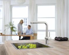 Zedra Touch, electronic single lever #kitchen