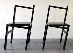 The amazing 9.5° Chair - one in the corner or loads around a kitchen table?