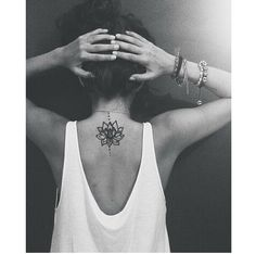 #Tattoo #FleurDeLotus #JeLeVeux *.*