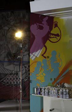 More looks at the graffiti at Rattlecan.