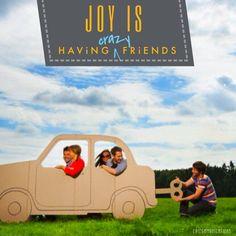 #Joy is having #crazy #friends :) #funny #moods #madewithstudio