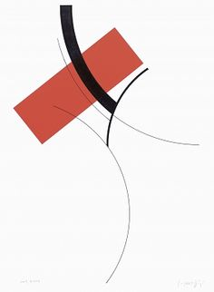 Gottfried Honegger, Etude