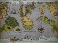 I know this Subreddit is getting flooded with Inkarnate Maps, but hear me out...