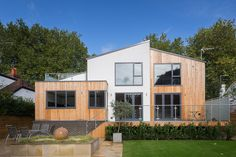 Beautiful eco-friendly timber frame home was built in just 10 weeks | Inhabitat - Sustainable Design Innovation, Eco Architecture, Green Building