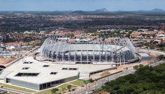 World Cup - Estadio de Brasil 2014 es también el primer estadio sustentable de América del Sur