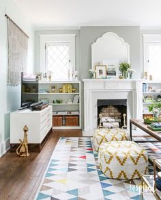 Love 'em or hate 'em — if you're living in an old house, you know there are some issues to contend with. Read on to find a list of 15 (relatively) quick fixes to make your old home feel new again.