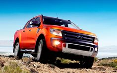 The new Ford Ranger has won the International Pick-Up Award 2013, and so brought the third international award Ford 2013 year.   Each member of the jury said the new Ford Ranger as their first choice praising his off-road performance, powertrains,